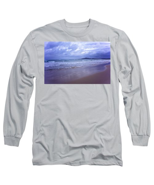 Puerto Villamil Long Sleeve T-Shirt by Lana Enderle