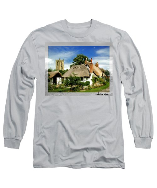 Quintessential Home Long Sleeve T-Shirt