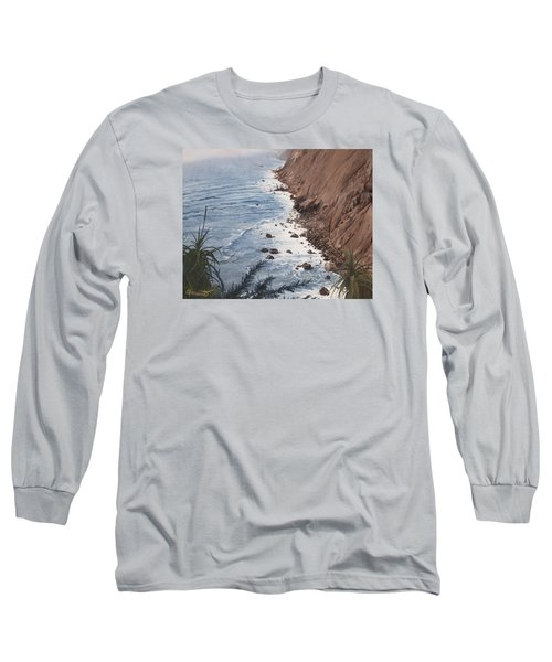 Ragged Point California Long Sleeve T-Shirt