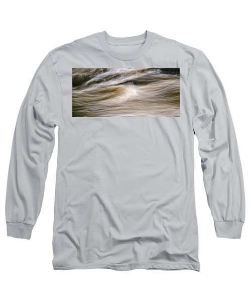 Long Sleeve T-Shirt featuring the photograph Rapids by Marty Saccone