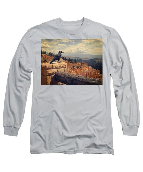 Raven's Eye View Long Sleeve T-Shirt
