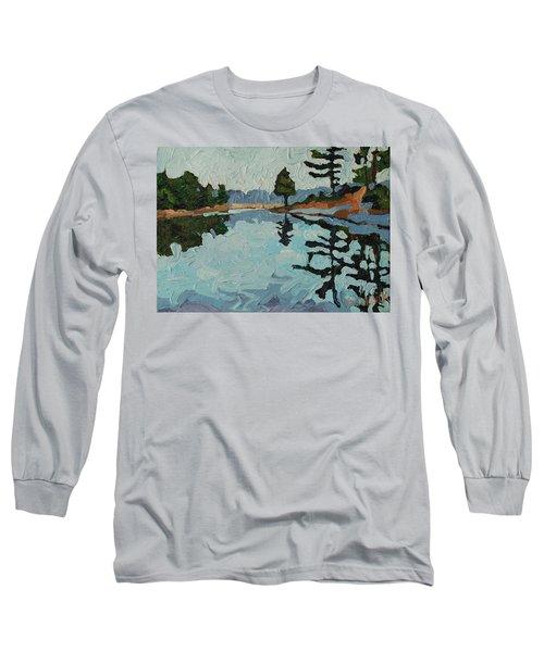 Reach Long Long Sleeve T-Shirt by Phil Chadwick