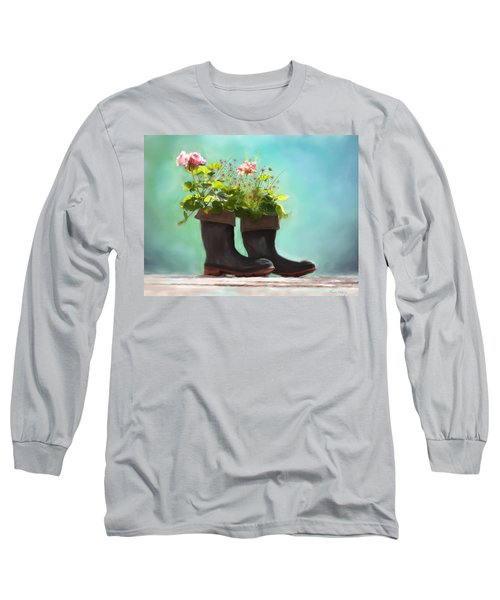Ready For Rain Long Sleeve T-Shirt