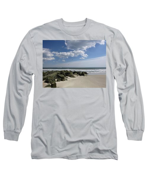 Rejoicing In The Day Long Sleeve T-Shirt