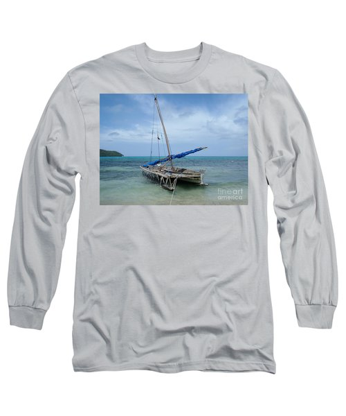 Relaxing After Sail Trip Long Sleeve T-Shirt
