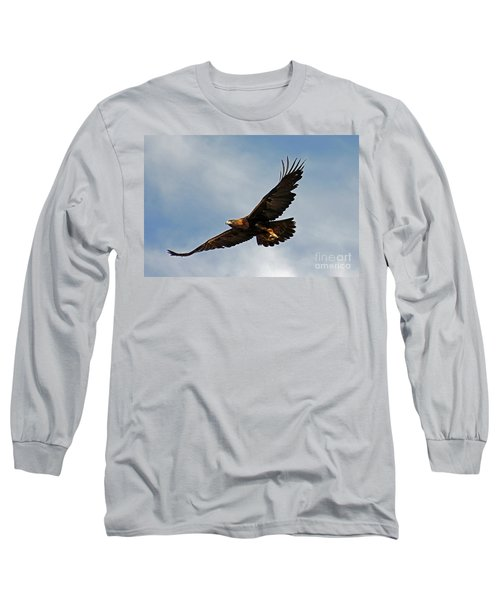 Resolute Long Sleeve T-Shirt by Bob Hislop