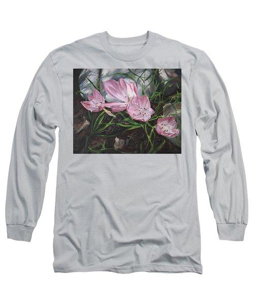 Resurrection Lilies Long Sleeve T-Shirt