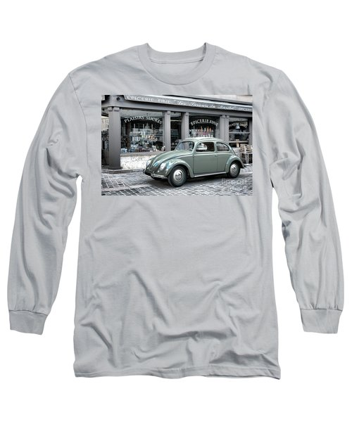 Retro Beetle Long Sleeve T-Shirt