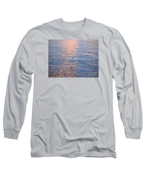 Returning  Long Sleeve T-Shirt by Susan  Dimitrakopoulos