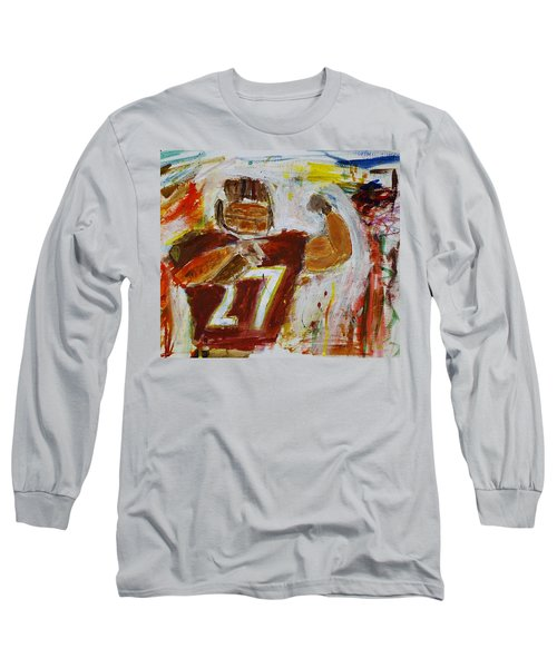 Rice Touchdown Long Sleeve T-Shirt