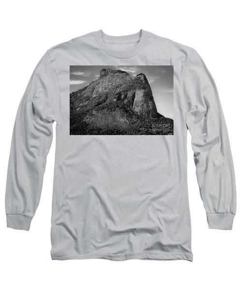 Rio De Janeiro Classic View - Sugar Loaf Long Sleeve T-Shirt