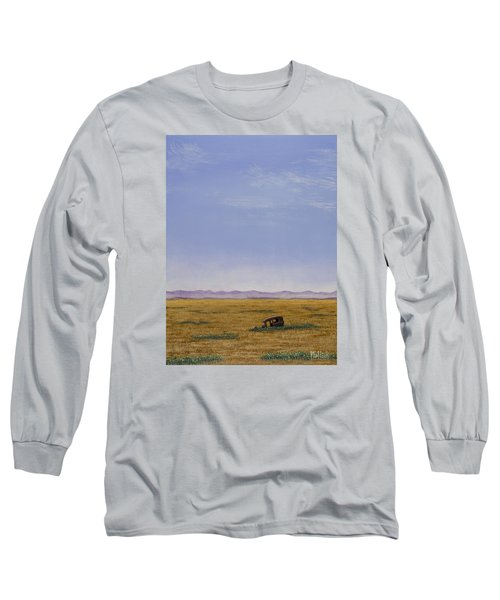 Roadside Attraction Long Sleeve T-Shirt