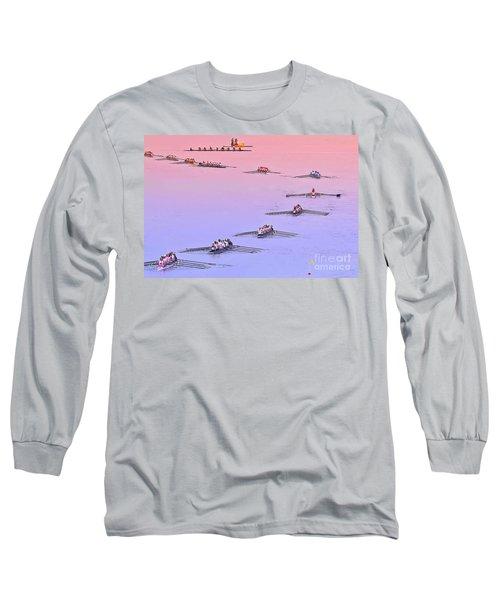 Rowers Arc Long Sleeve T-Shirt