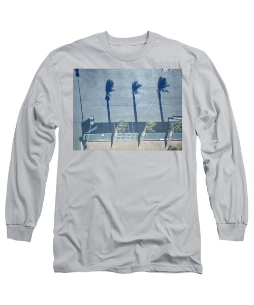 Royal Procession Long Sleeve T-Shirt by Brian Boyle