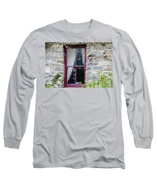 Rustic Window  Long Sleeve T-Shirt