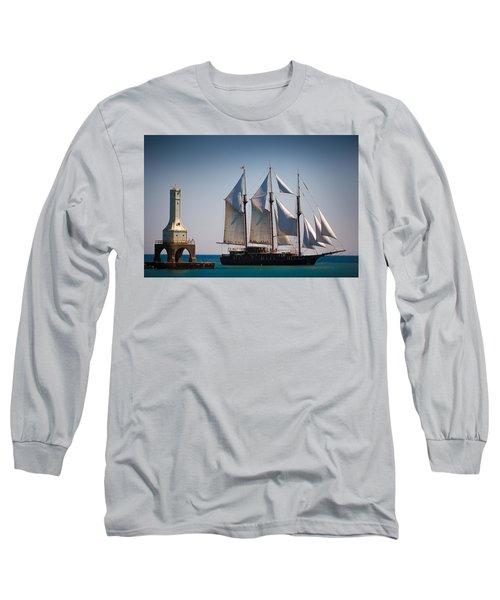 s/v Peacemaker Long Sleeve T-Shirt