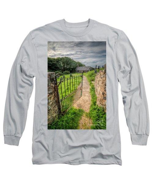 Sacred Path Long Sleeve T-Shirt