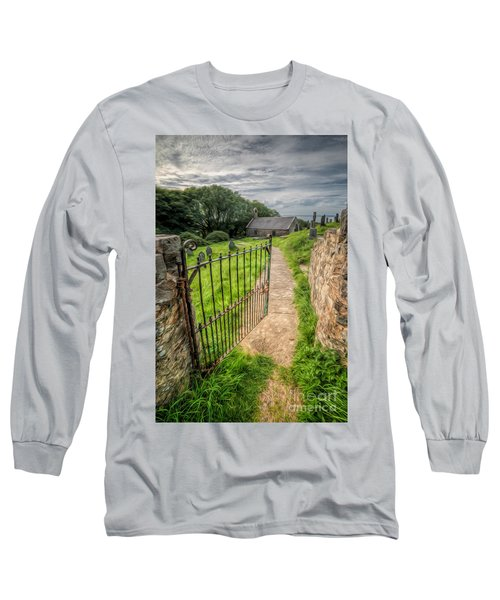 Sacred Path Long Sleeve T-Shirt