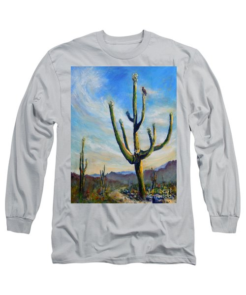 Saguaro Cacti Long Sleeve T-Shirt