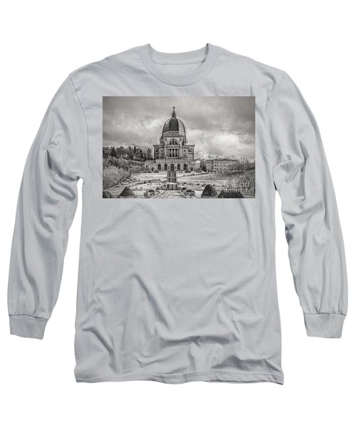 Saint Joseph Oratory Long Sleeve T-Shirt