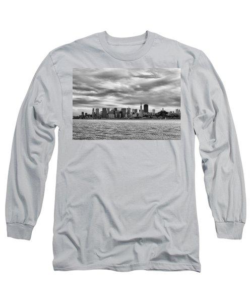 San Francisco Bay Long Sleeve T-Shirt