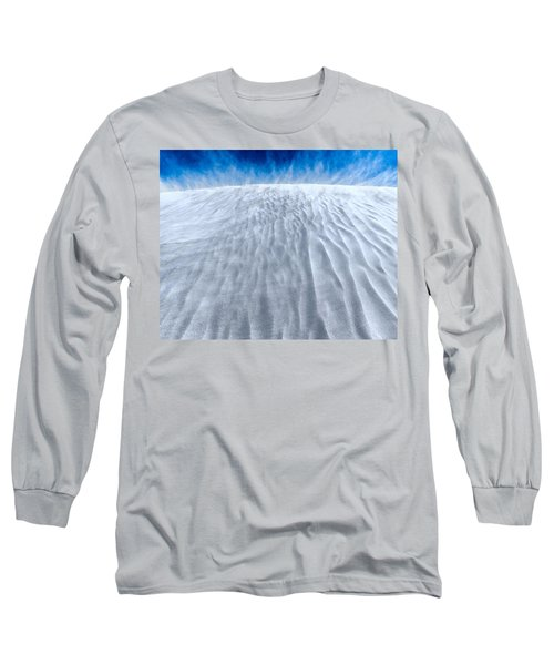 Sand Storm On The Horizon Long Sleeve T-Shirt