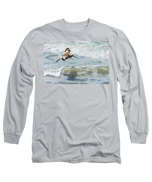 Sandpiper Flight Long Sleeve T-Shirt