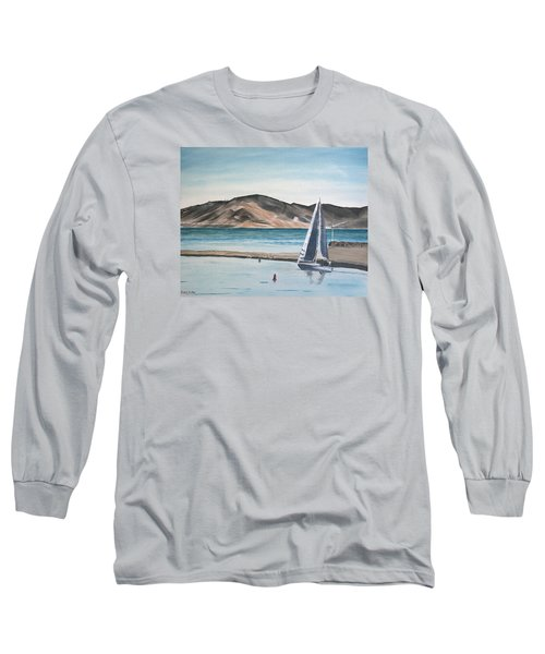 Santa Barbara Sailing Long Sleeve T-Shirt