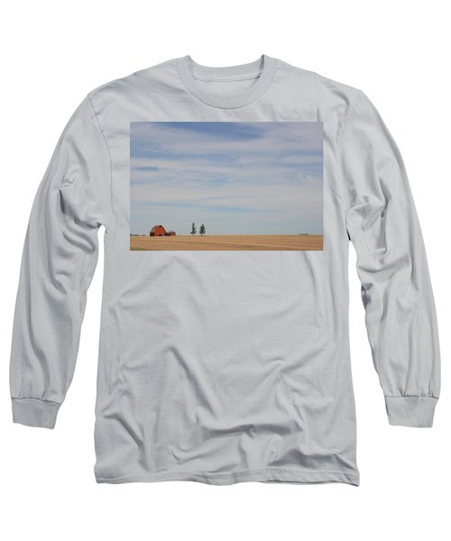 Saskatchewan Long Sleeve T-Shirt by Betty-Anne McDonald