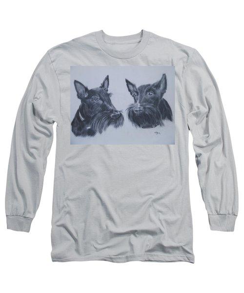 Scotties Long Sleeve T-Shirt