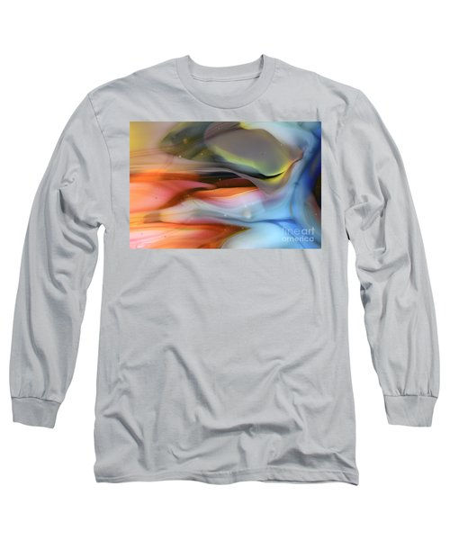 Sea...or Sky? Long Sleeve T-Shirt
