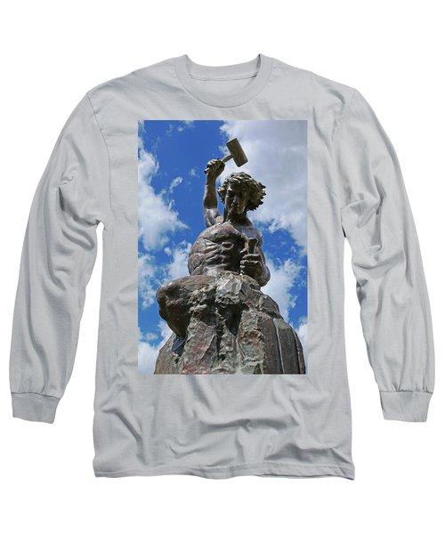 Self Made Man Long Sleeve T-Shirt