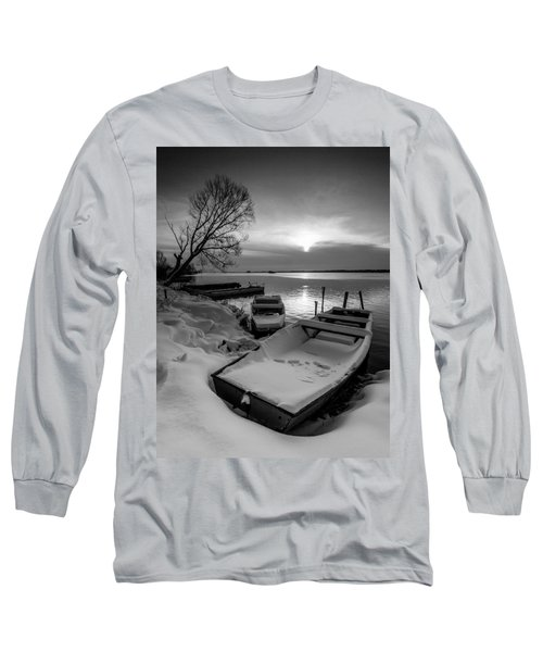 Serenity Long Sleeve T-Shirt by Davorin Mance