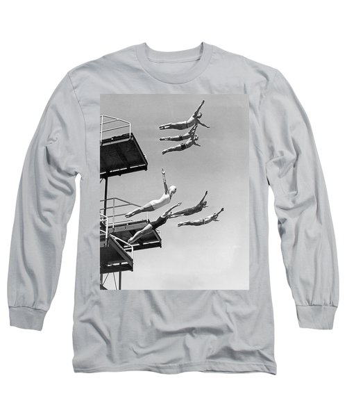 Seven Champion Diving In La Long Sleeve T-Shirt