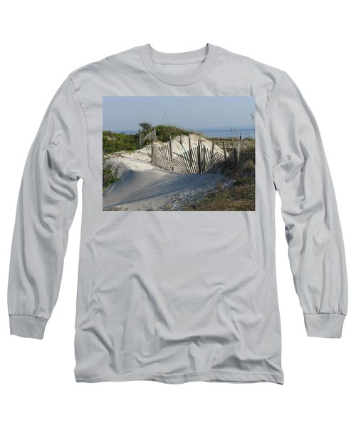 Shadow Fence Long Sleeve T-Shirt
