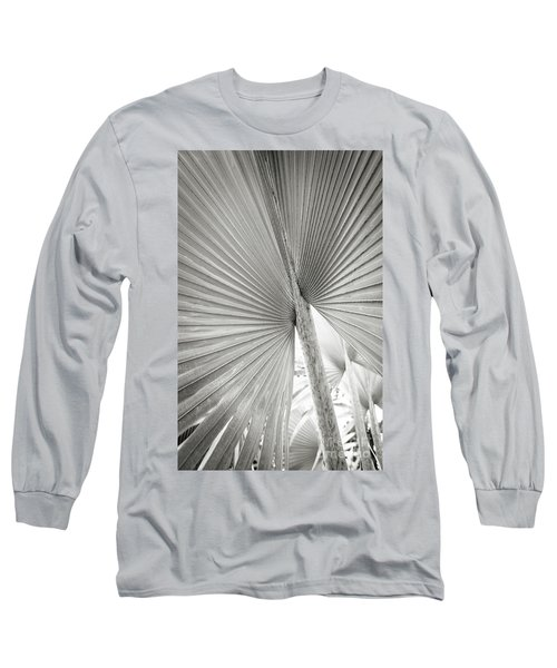 Long Sleeve T-Shirt featuring the photograph Shapes Of Hawaii 8 by Ellen Cotton