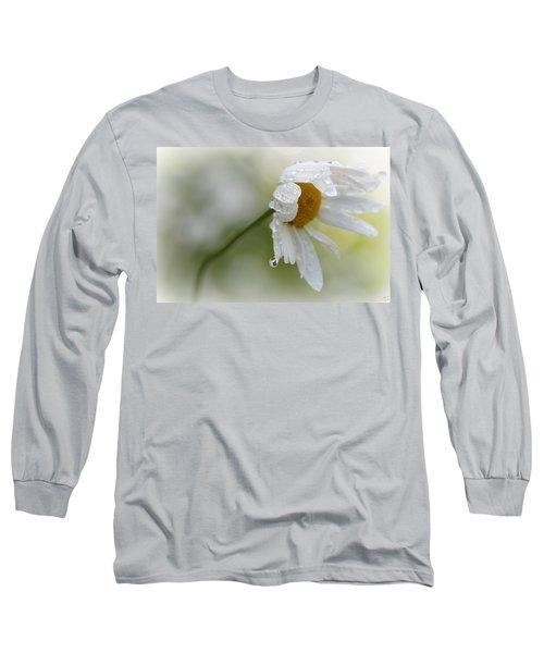 Shedding A Tear Long Sleeve T-Shirt