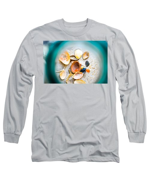 Shell Paradise  Long Sleeve T-Shirt