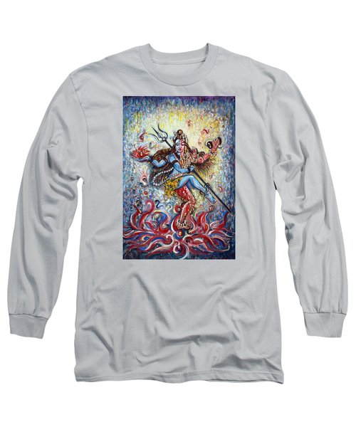 Shiv Shakti Long Sleeve T-Shirt