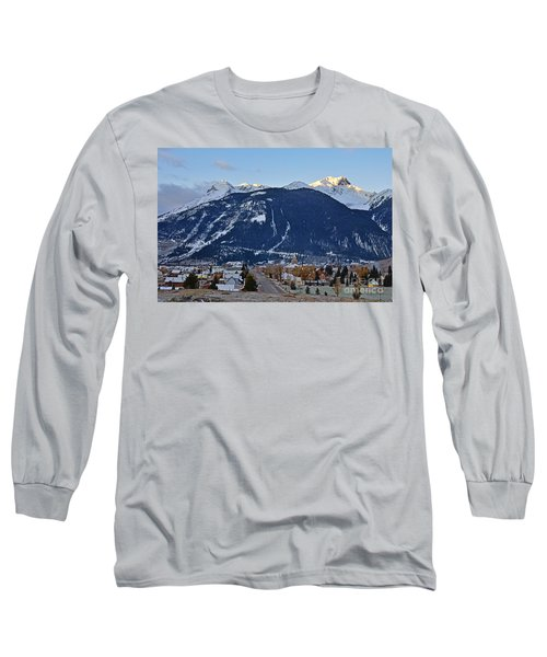 Silverton's Mountain Majesty Long Sleeve T-Shirt