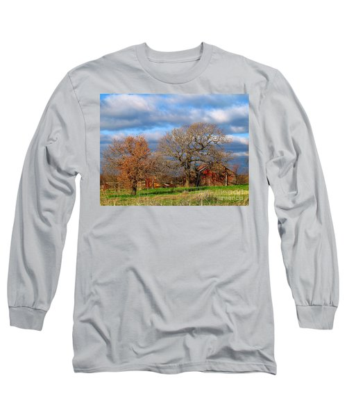 Simple Hideaway  Long Sleeve T-Shirt