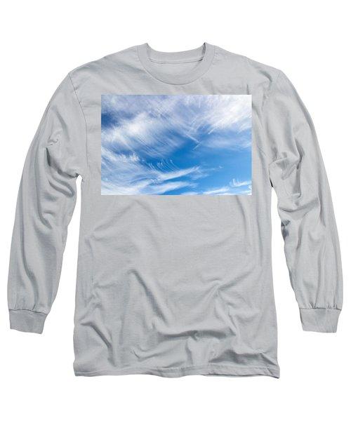 Sky Painting II Long Sleeve T-Shirt