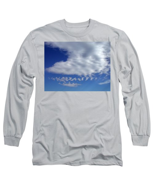 Sleepy Clouds Long Sleeve T-Shirt
