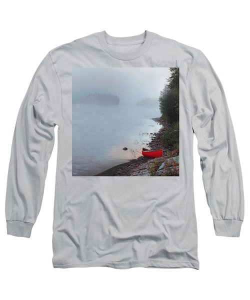 Smoke On The Water Long Sleeve T-Shirt