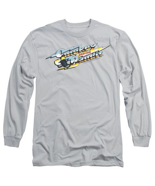 Smokey And The Bandit - Logo Long Sleeve T-Shirt