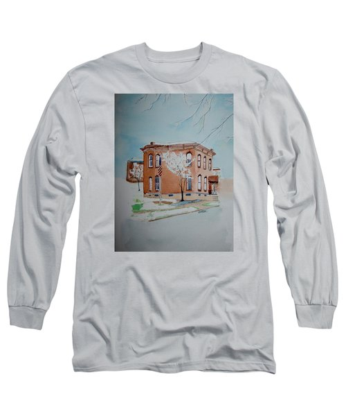 Snow In St. C 2 Long Sleeve T-Shirt