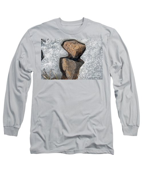 Snow Melt 2 Long Sleeve T-Shirt