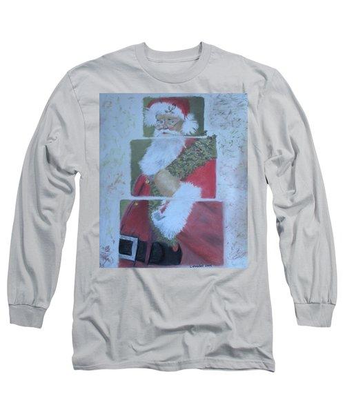 S'nta Claus Long Sleeve T-Shirt
