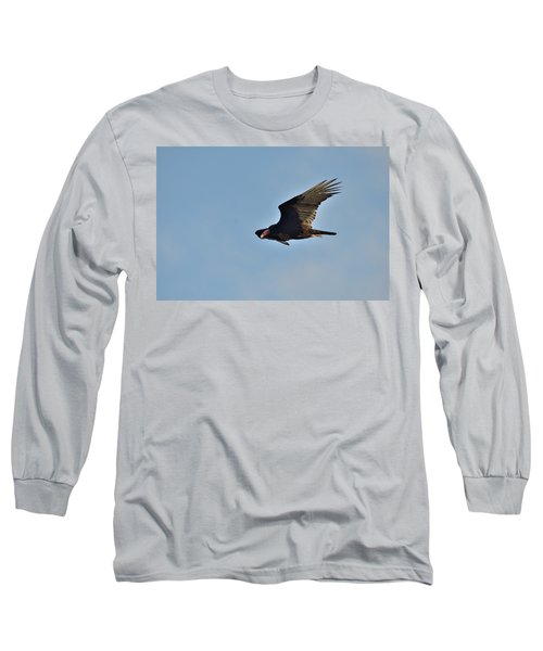 Long Sleeve T-Shirt featuring the photograph Soaring by David Porteus