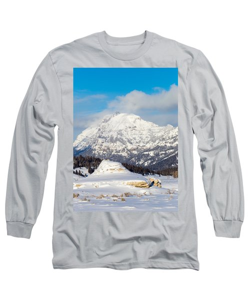 Soda Butte Long Sleeve T-Shirt